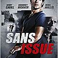 Sans issue (thriller, action) 5/10