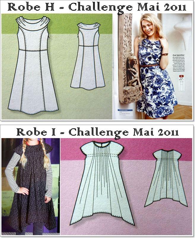Challenge Mai 2011
