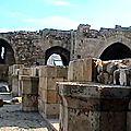 Liban Saïda Le château de Sidon 1227 en janvier 2005 9