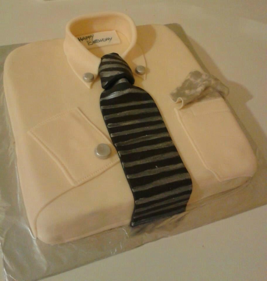 foto ufficiali 50-70% di sconto estremamente unico Une chemise et sa cravatte - Nice-Cakes