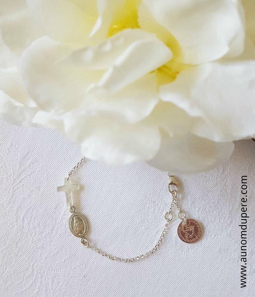 Bracelet ND de Douceur - 43 €
