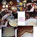Gâteau magique au nutella