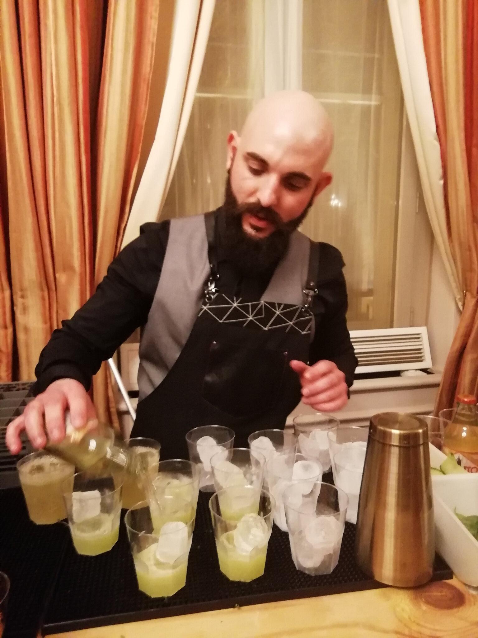 Les cocktails des Mercredis gourmands
