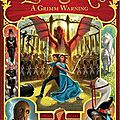 [cover reveal] the land of stories, t3: a grimm warning - chris colfer