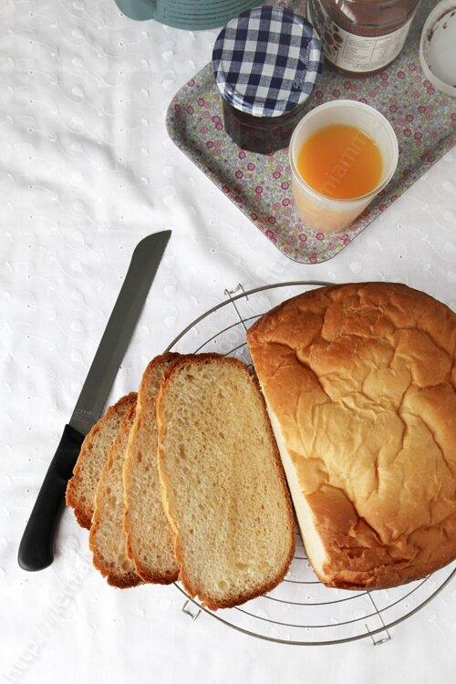 recette de pain au lait 0005b LE MIAM MIAM BLOG