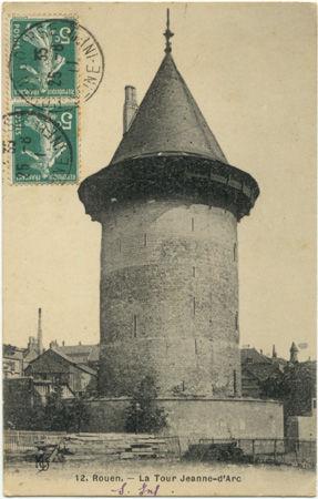 76 - ROUEN - Tour Jeanne d'Arc