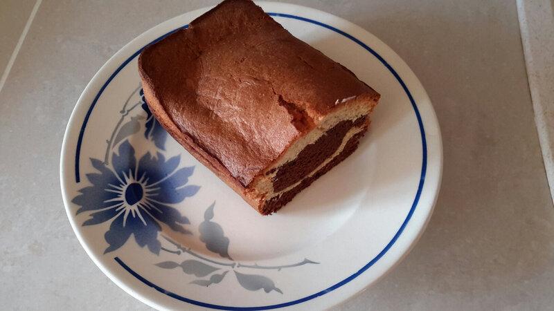 A Annick cake façon savane