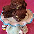 Brownies aux noix de pécan caramélisées