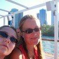 sur notre bateau!