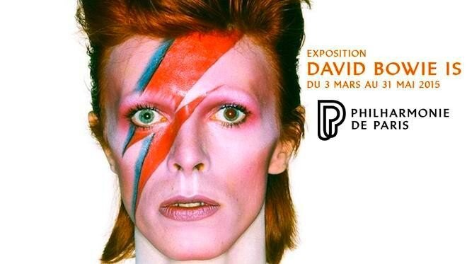 david_bowie exposition 2015 à la philharmonie_de_paris