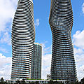 Absolute world towers - mississauga - canada