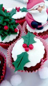 Cupcakes Joyeux Noel 007