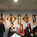 z.RENCONTRE À LA LUCARNE DES ÉCRIVAINS (MAI 2010)