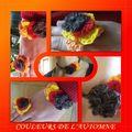 The serial crochet # 52 - parure crochetée aux couleurs de l'automne