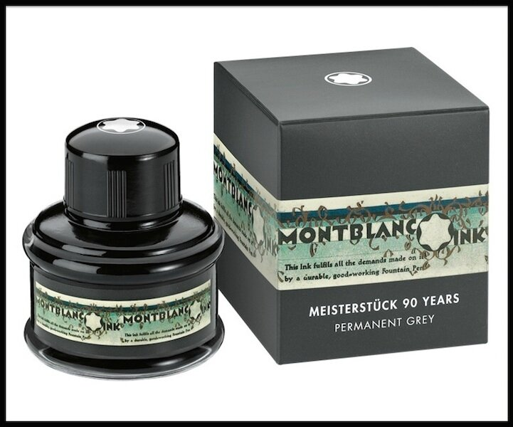 montblanc 90 ans meisterstuck encre