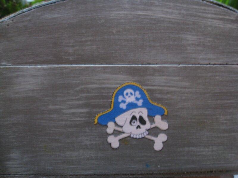 coffre de pirate