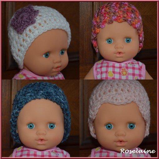 Roselaine449 bonnets prémas