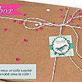 La sweet box de barnabé aime le café !