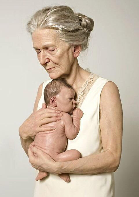 Ron Mueck 60