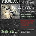 Exposition pavillon de l'érable avon 77 du 03 mars au 25 mars 2012