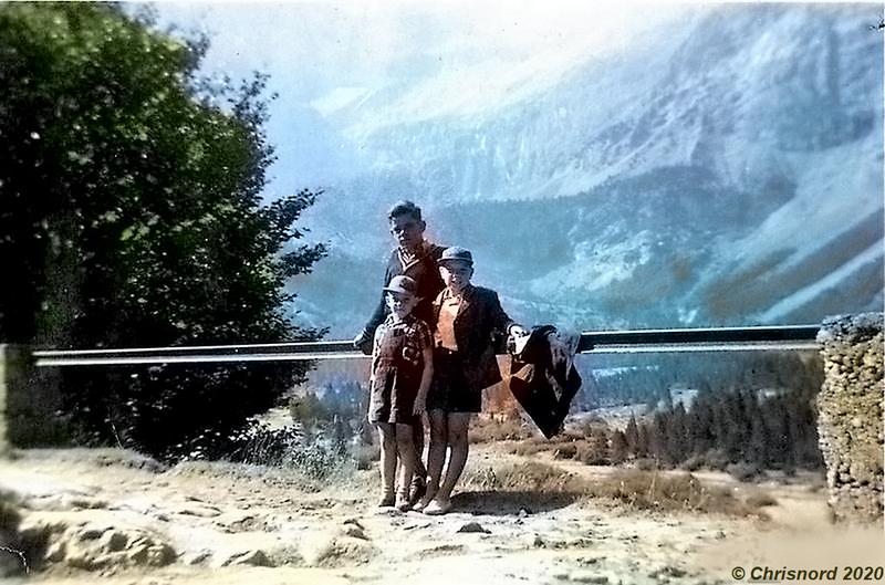 GAVARNIES 1954