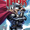 marvel deluxe thor 03 le contrat