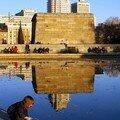 Enfant du choc des civilisations - temple debod à madrid, espagne (2005)