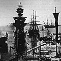 1869 Inuaguration du Canal de Suez