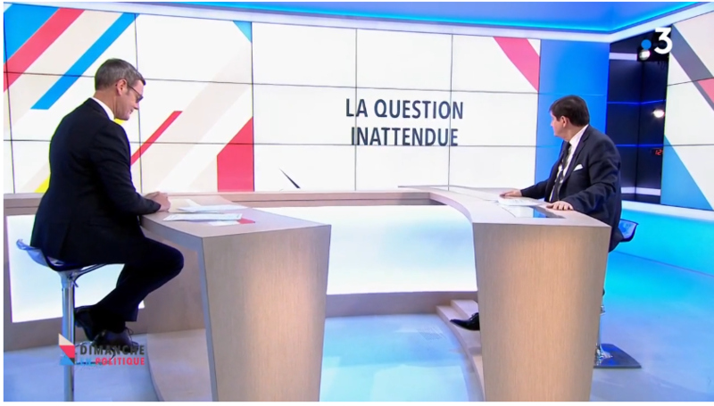 LA QUESTION INATTENDUE MEDIA DIXIT WORLD KANNER