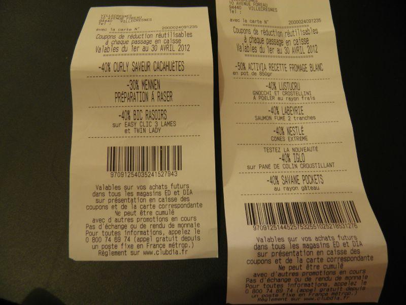 Carte Carrefour Ticket De Caisse.La Carte De Fidelite La Moins Green Du Moment Journal D Un Hot