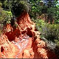 Le sable rouge