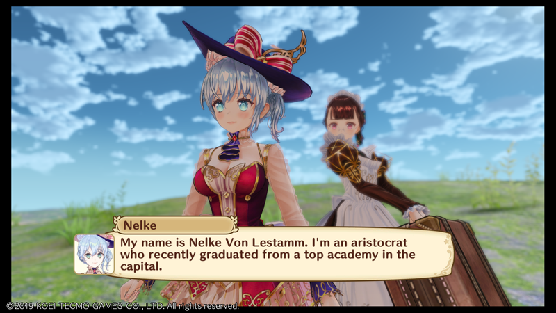 Nelke _ the Legendary Alchemists _Ateliers of the New World__20190419165723