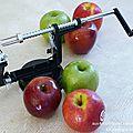 Le pèle-pomme 3 en 1 de chez jardindéco