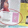 une sihlouette de rêve dans le n°1 de Vital magazine (mai/juin 2013)