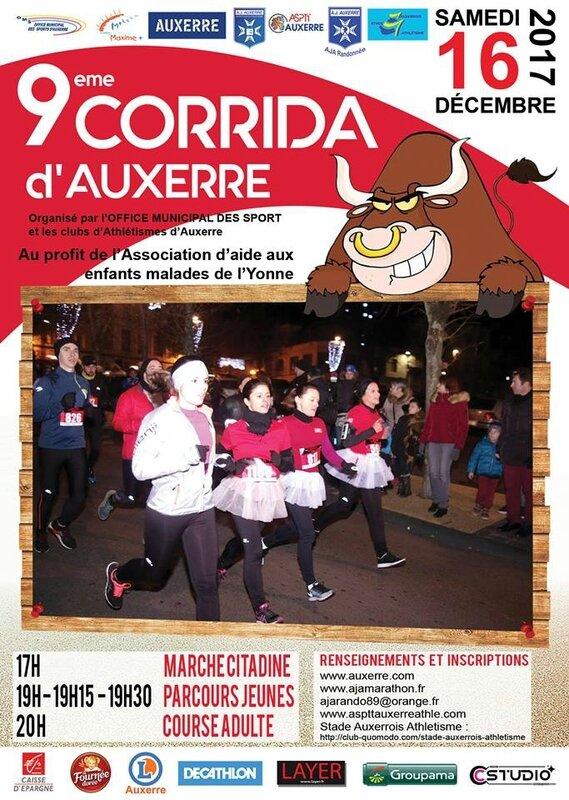 corrida Auxerre