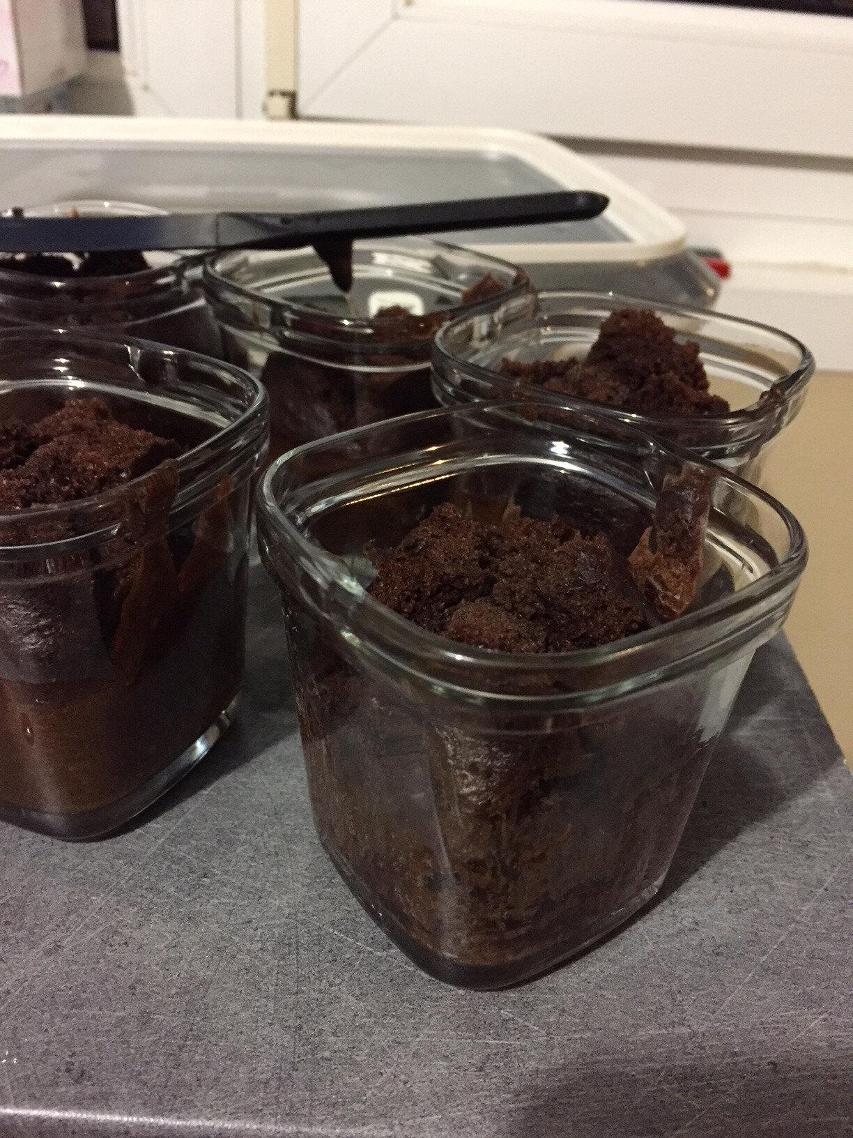 Petits gâteaux au chocolat (Multidélices)