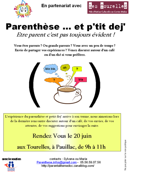 PARENTHESE JUIN 2013