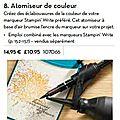 p179 atomiseur de couleur