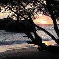 Koh TAO plage au pied du chalet ou on logeait