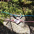 Bracelets gri-gri de l'été