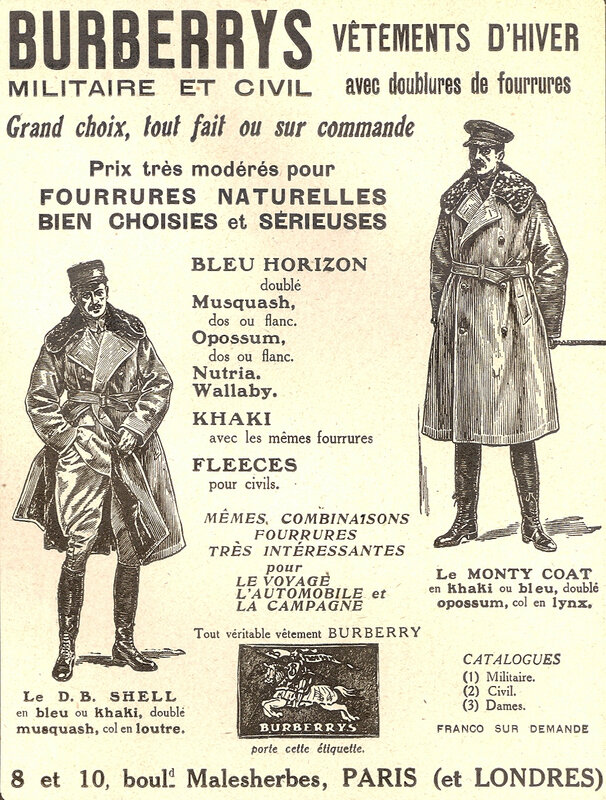 1918 01 23 la tenue chic