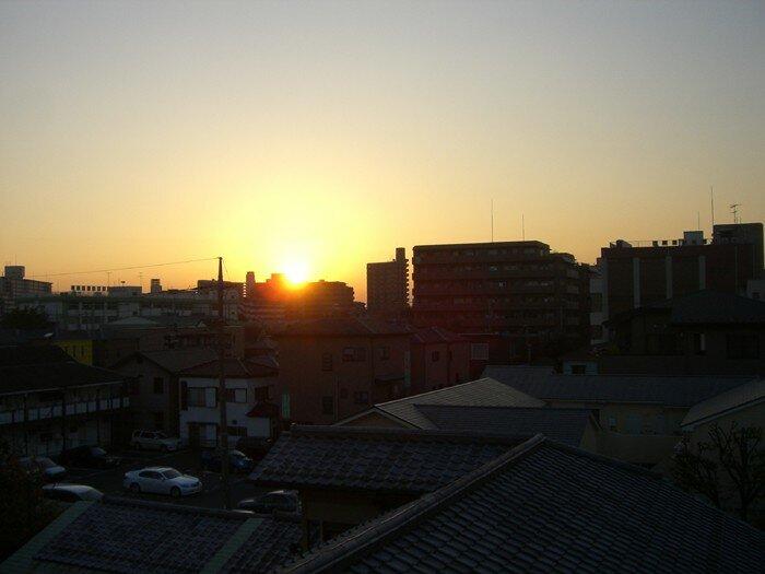Minami-kasai Sunset