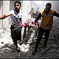 Alep / syrie / le monde !...