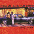 Elvin Jones & McCoy Tyner - 1978 - Love & Peace (Storyville)