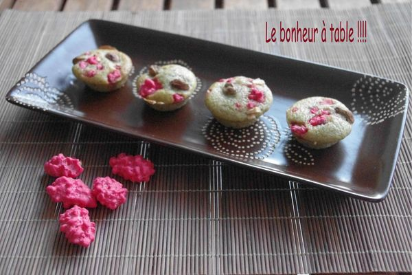 muffins pralines 2