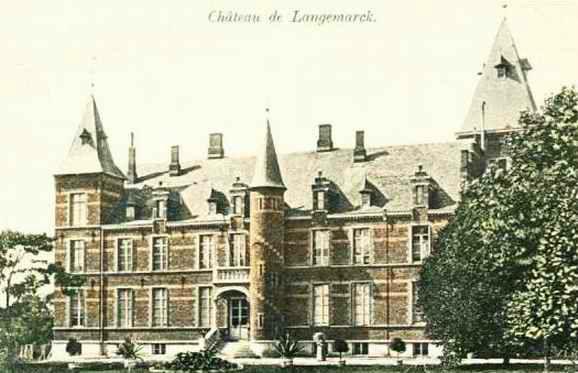 Languemarck chateau