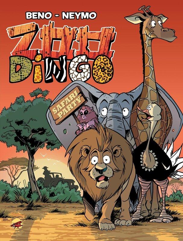zoo dingo-tome4