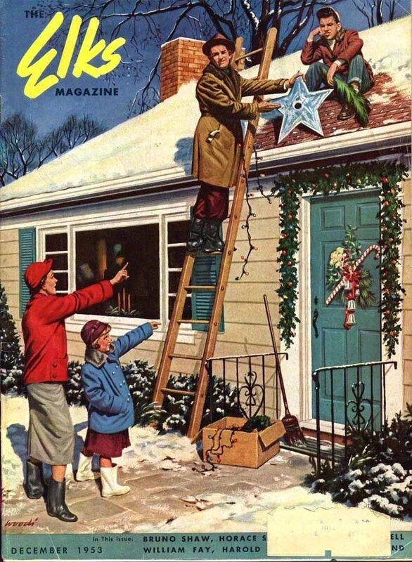 Eiks Magazine decembre 1953