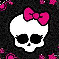 Anniversaire monster high part 1