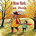 A new-york, chez mamie